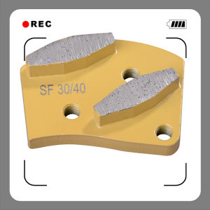 Trapezoid Diamond Grinding Block pictures & photos