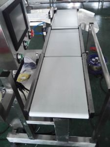 Auto Checkweigher for Coffee Packages to Malaysia pictures & photos