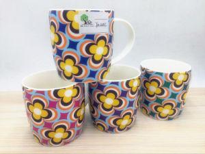 10 Oz Unique Ceramic Milk, Coffee Mug pictures & photos