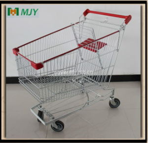 180 Liters Supermarket Shopping Trolley Mjy-Std180 Same as Caddie pictures & photos