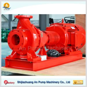 Qi Movable Diesel Engine Irrigation Water Pump pictures & photos