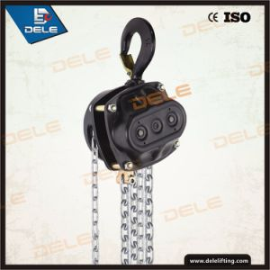 New Type Chain Block Design in Germeny Construction Machinery pictures & photos