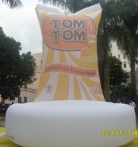 Hot Selling Inflatable Advertising Tire Balloon for Sale pictures & photos