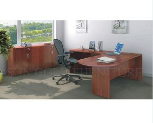 Wholesale Wooden Manager Office Desk (SZ-OD178) pictures & photos