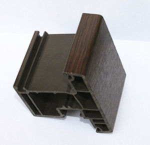 Wooden Grain Laminating PVC Foil for PVC Windoe Profiles for Exterior Use pictures & photos