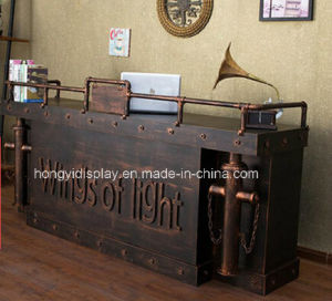 Fashion Reception Desk for Cosmetic Store, Cash Counter, Promotion Table pictures & photos