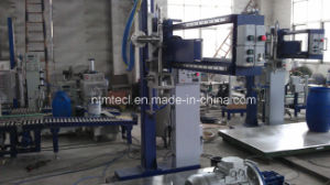 Automatic 200kg Drum Filling Machine for Chemcial, Paint, Coaing, Glue, Adhesive pictures & photos