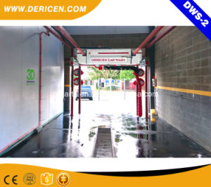 Dericen Dws2 Double Arms Self Service Car Wash Equipment for Sale pictures & photos