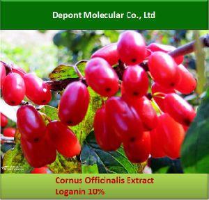 Cornus Officinalis Extract, Loganin, Morroniside pictures & photos