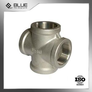 High Quality Investment Casting Pipe Fittings pictures & photos