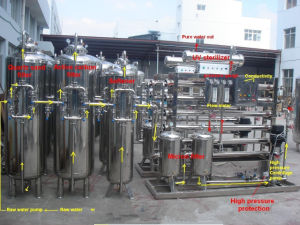 RO Water Treatment Equipment (WT-RO-3) pictures & photos