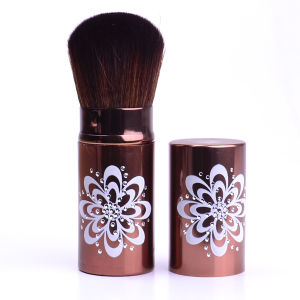 1000 Series Fashion High Quality OEM/ODM Customized Professional Retractable Powder/Blush/Face/Eyebrow Cosmetics Makeup Brush pictures & photos