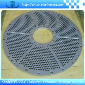SUS 316L Perforated Wire Mesh pictures & photos