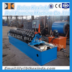 Kexinda Product Metal Stud and Track Roll Forming Machine pictures & photos