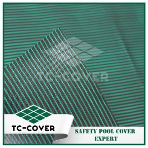 PP Material Safety Mesh Swimming Pool Covers pictures & photos