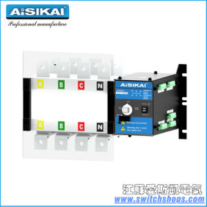 800A 4p CE/CCC/ISO9001 Electric Changeover Switches pictures & photos