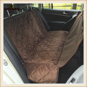 Waterproof Quilted Dog Car Seat Cover/Pet Seat Cover (KDS007) pictures & photos