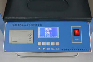 Single Cup 80kv Automatic Transformer Oil Breakdown Voltage Tester pictures & photos