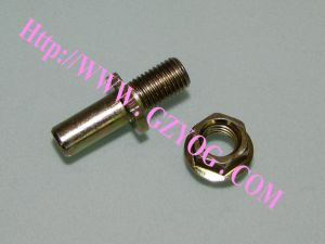 Yog Motorcycle Parts Spocket Nut Bolt for Cg pictures & photos