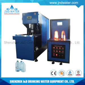Semi 3L-5L Bottle Blow Molding Machine for Pet Material pictures & photos