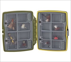 Fly Fishing Fly Box with Windows pictures & photos