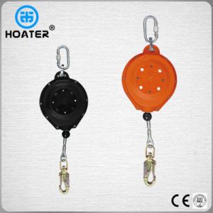 China Best Selling Fall Arrester Self Retracting Lifeline for Construction pictures & photos