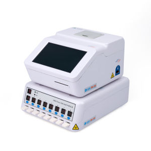Medical Rapid Test Device Immunoassay Analyzer Norman Fi-1000 pictures & photos