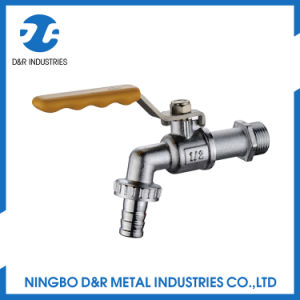 Good Quality Brass Bibcock Valve pictures & photos