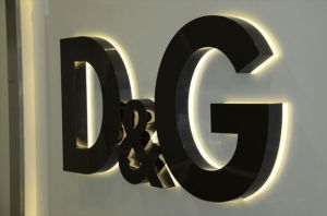 High Quality Frontlit and Backlit LED Lighted Sign pictures & photos