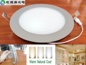 2016 Cheap Price 150mm 9W Round LED Panel pictures & photos