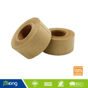 Strong Adhesive Kraft Paper Tape Gummed Tape with Hot Melt Glue pictures & photos