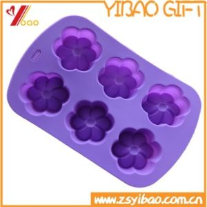 FDA Silicone Cake Mould with Round Shape pictures & photos
