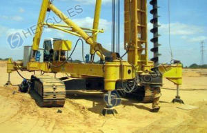 Crawler Type Auger Piling Rig 30m pictures & photos