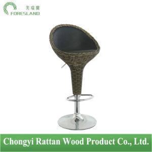 PE Rattan Bar Chair Counter Stool PS-03b