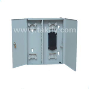 24-Ports FTTH Wall Mounted Fiber Optic Distribution Frame/ODF pictures & photos