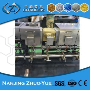 Sts Twin Screw Extruder for Plastic Pellet pictures & photos
