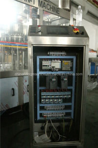 Small-Scale Juice Hot Filling Machine with PLC Control pictures & photos