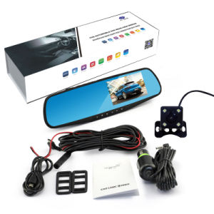Full HD 1080P Car DVR with Two Cameras pictures & photos