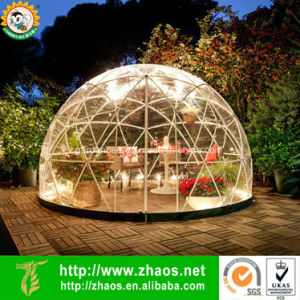 2017 Newest Manufacturer Geodesic Dome Greenhouse Garden Igloo for Outdoor Use pictures & photos