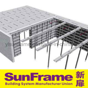 Aluminium Formwork for Wall Panel and Floor Board pictures & photos