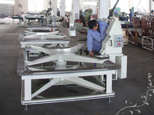 Wb High Quality Chain Stitch Tape Edge Mattress Machine pictures & photos
