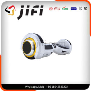Two Wheels Electric Hoverboard Scooter with LED Light pictures & photos