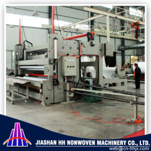 Best Quality 3.2m SMMS PP Spunbond Nonwoven Fabric Machine pictures & photos