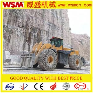 China Biggest 52tons Loader Machinery for Mining Equipment Used in Quarry pictures & photos