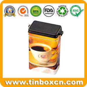 Rectangular Metal Tin Box with Airtight Lid, Cookie Metal Box pictures & photos