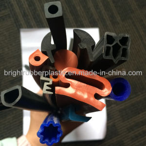 Customized EPDM/Silicone/PVC Rubber Extrusion Seal Strip pictures & photos