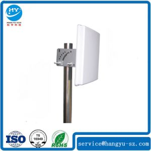Facotory 3300~3800MHz 16dBi Panel Antenna 4G Lte External Panel Antenna pictures & photos