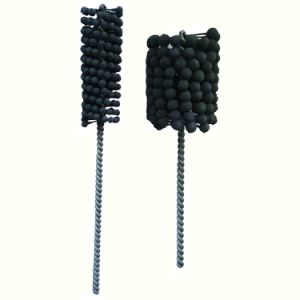 Silicone Carbide Abrasive Ball Brush pictures & photos