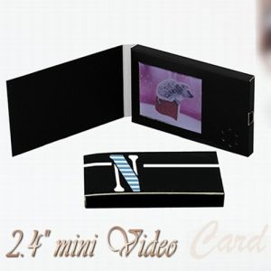 LCD Screen Video Advertising Card for Marketing Promotion pictures & photos
