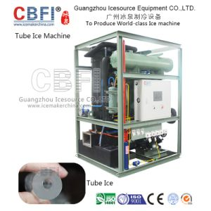 High Grade Tube Ice Machine for 5000 Kg / Day pictures & photos
